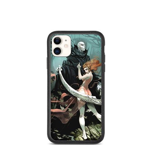 """iPhone case """"Thanatos"""" by el-grimlock"""