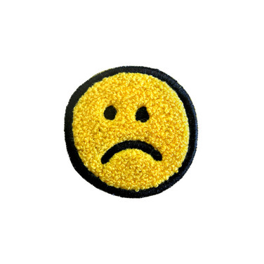 Chenille Frown