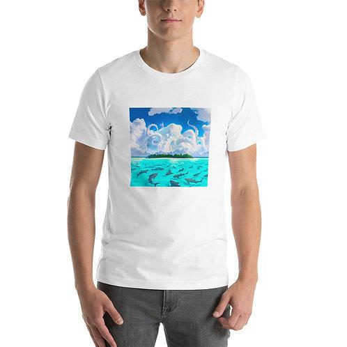"""T-Shirt """"Dangerous Waters"""" by RHADS"""