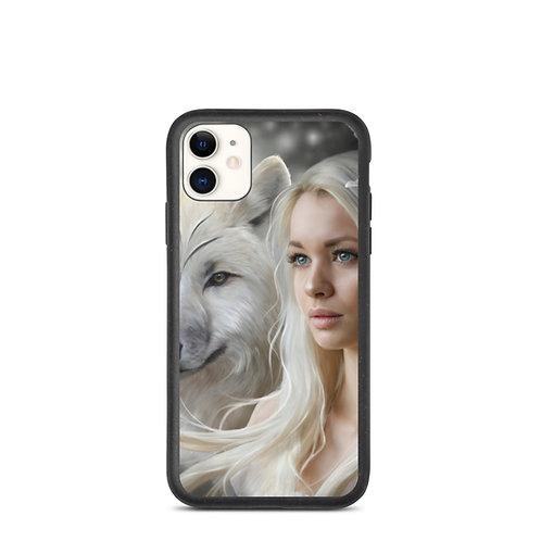 "iPhone case ""Winter Somewhere"" by ElenaDudina"