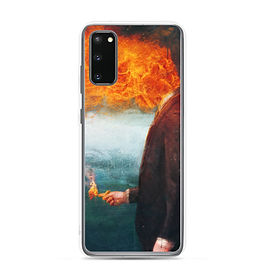 "Samsung Case ""Deep"" by Aegis-Illustration"
