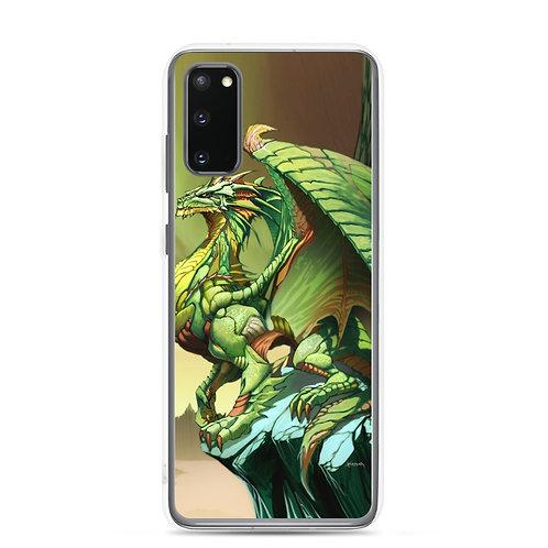 """Samsung Case """"Esmeralda"""" by el-grimlock"""