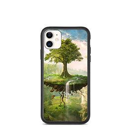 "iPhone case ""Floating Islands"" by ElenaDudina"