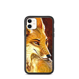 "iPhone case ""culpeo fox"" by Culpeo-Fox"