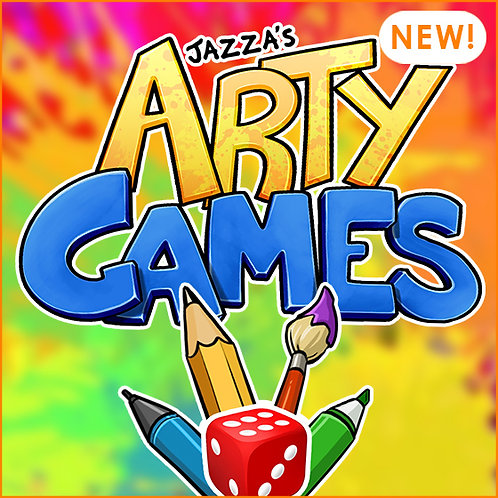 Jazza's Arty Games! (PC App)