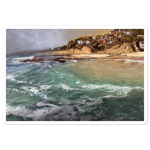 """Stickers """"Laguna Beach"""" by chateaugrief"""
