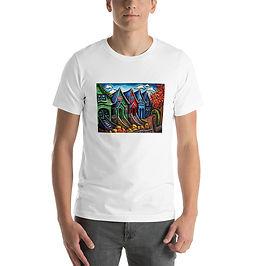"T-Shirt ""Kitsilano Neighbourhood"" by LauraZee"