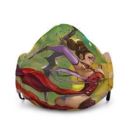 """Mask """"Faith Jump"""" by Elsevilla"""