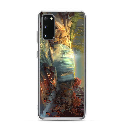 """Samsung Case """"Whitney Falls"""" by chateaugrief"""