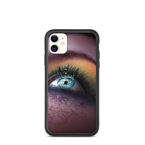 """iPhone case """"Water in my Eyes"""" by Lilyas"""