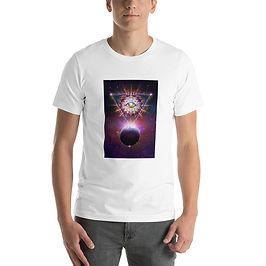 "T-Shirt ""Cosmic Eye"" by Lilyas"
