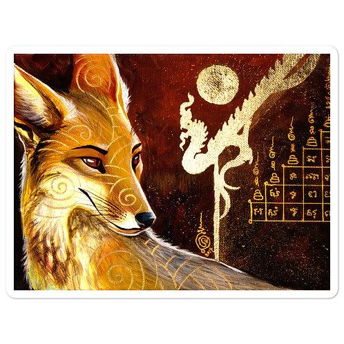 """Stickers """"culpeo fox by Culpeo-Fox"""
