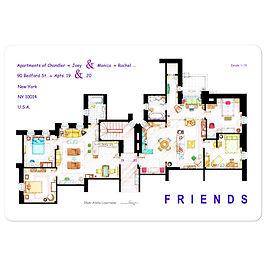 "Stickers ""Friends"" by NikNeuk"