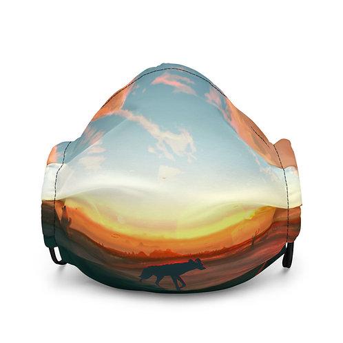 "Mask ""Sound of Desert"" by JoeyJazz"