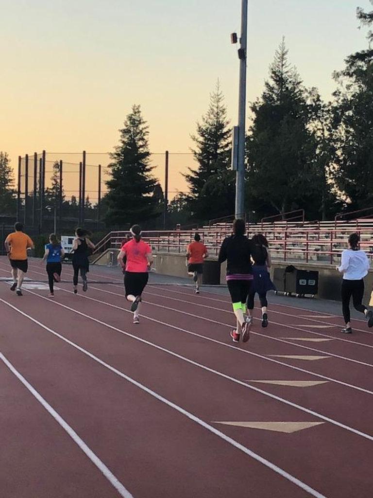 Sunnyvale Morning Running Group