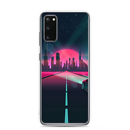 "Samsung Case ""Sunset Drive"" by JoeyJazz"