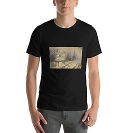 """T-Shirt """"Jamestown Victorian"""" by chateaugrief"""