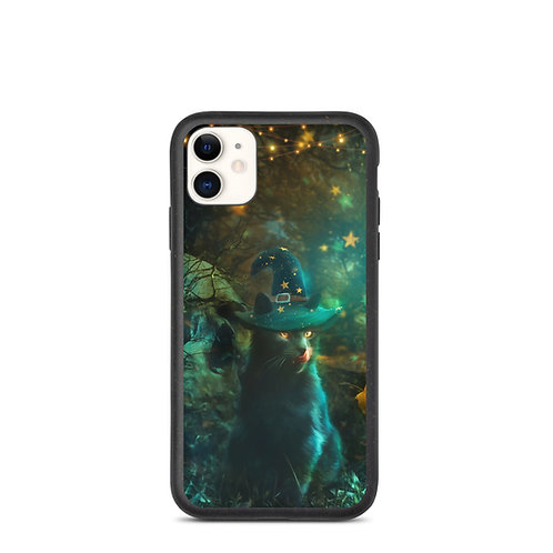 "iPhone case ""Sweet But Spooky"" by phatpuppyart-studios"