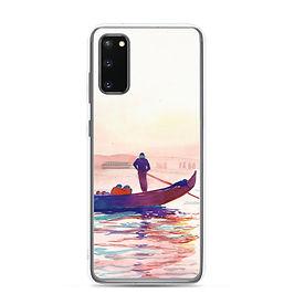 """Samsung Case """"Canale Grande Vinezia"""" by Takmaj"""