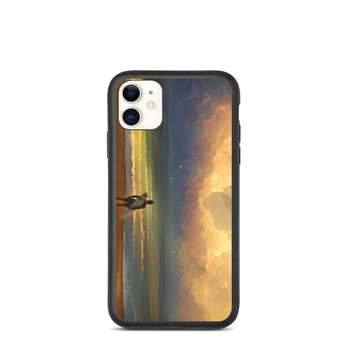 """iPhone case """"Waiting for the Wave"""" by RHADS"""