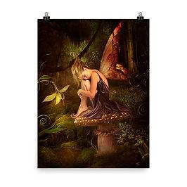 """Poster """"El Bosque Magico"""" by ElenaDudina"""