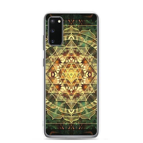"Samsung Case ""Sri Yantra Healing Mandala"" by Lilyas"