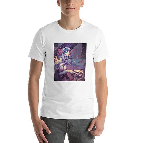"T-Shirt ""Catrina"" by el-grimlock"