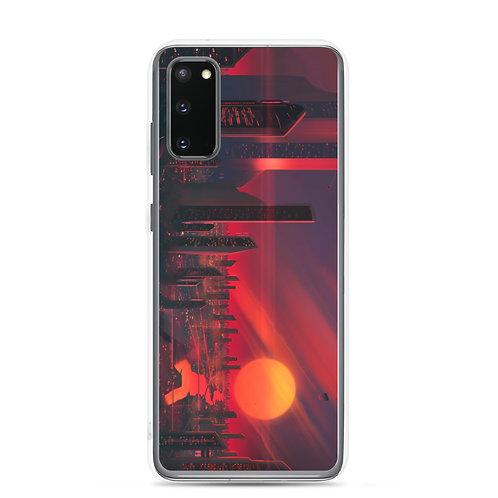"Samsung Case ""3019 City of Bright Lights"" by JoeyJazz"