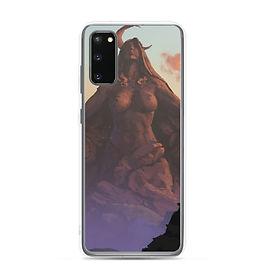 """Samsung Case """"The King's Journey"""" by Anatofinnstark"""