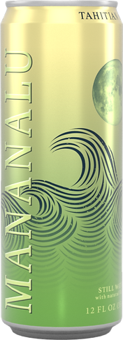 Tahitian lime water can
