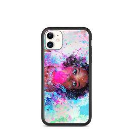 "iPhone case ""Bubblicious"" by phatpuppyart-studios"