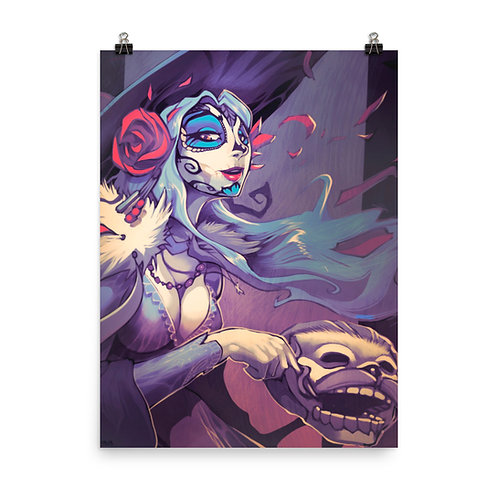 """Poster """"Catrina"""" by el-grimlock"""