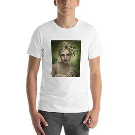 "T-Shirt ""Colibries"" by ElenaDudina"