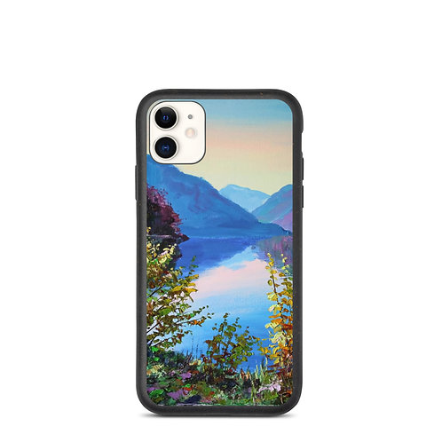 "iPhone case ""Calm"" by Gudzart"