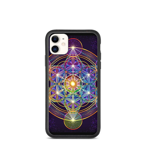 """iPhone case """"Fruit of Life"""" by Lilyas"""