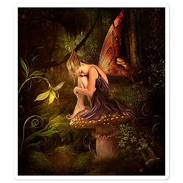 """Stickers """"El Bosque Magico"""" by ElenaDudina"""