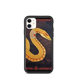 """iPhone case """"Vestigio"""" by Culpeo-Fox"""