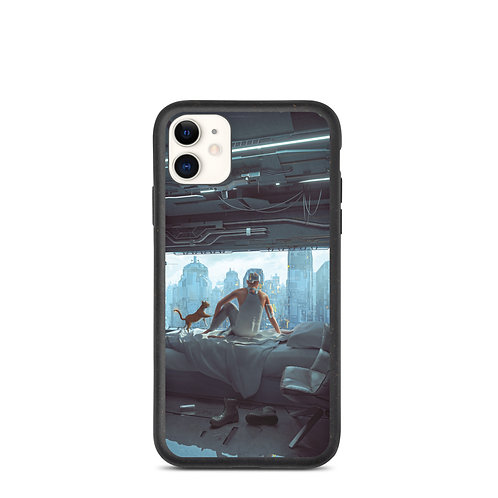 """iPhone case """"Cold Mornings"""" by thebakaarts"""