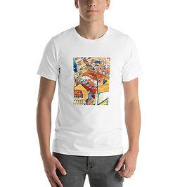 "T-Shirt ""Dubrovnik"" by Takmaj"