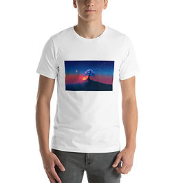 """T-Shirt """"Just a Tree and a Breeze"""" by JoeyJazz"""