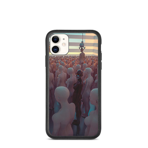 """iPhone case """"Unique"""" by thebakaarts"""