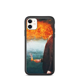 """iPhone case """"Deep"""" by Aegis-Illustration"""