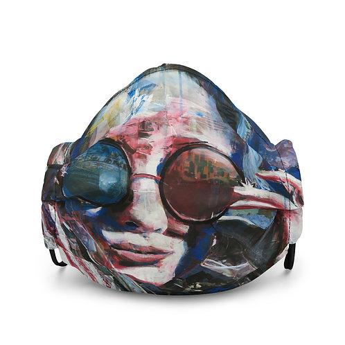 "Mask ""Onjha"" by MikeOncley"