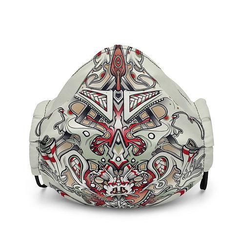 """Mask """"monkebprintpres"""" by remiismeltingdots"""