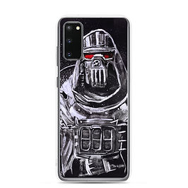 """Samsung Case """"Cage Armor"""" by MikeOncley"""