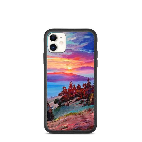 """iPhone case """"Autumn"""" by Gudzart"""