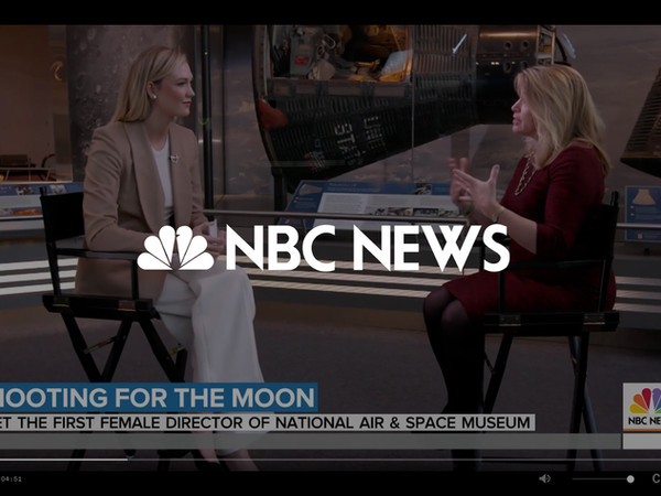 NBC Ellen Stofan piece