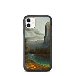 """iPhone case """"El Capitan 2"""" by chateaugrief"""