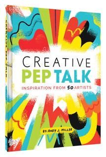 CREATIVE PEP TALK BOOK