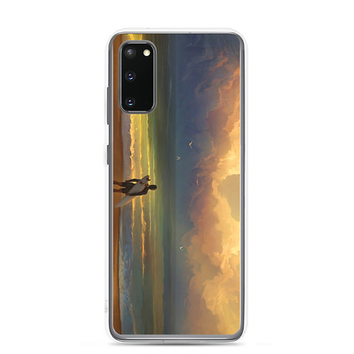 """Samsung Case """"Waiting for the Wave"""" by RHADS"""